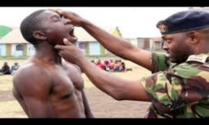 APPLY _ KDF recruitment 2020-2021 dates and centers – Kenya defence forces