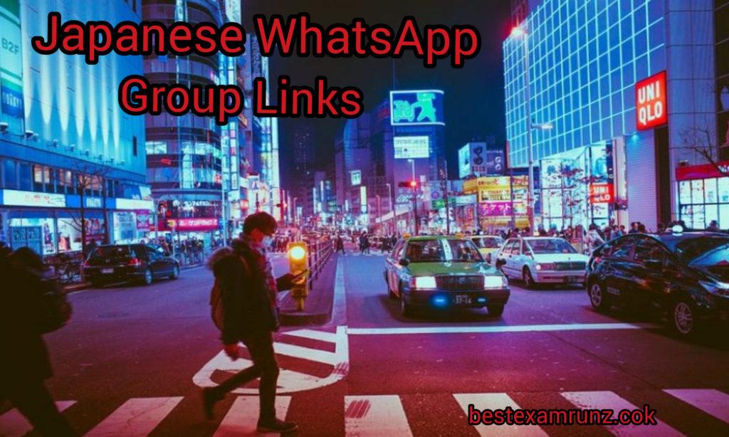 Whatsapp Japan