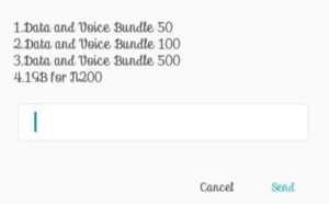 New MTN 1gb For 200 Naira And 1.5gb For 300 ~ Enjoy On MTN My Offer
