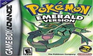 Pokemon - Emerald Version Rom - Gameboy Advance(GBA) ROM Download