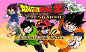 Download Dragon Ball Z Budokai Tenkaichi 3 PSP For Android & PC ( Highly Compressed )