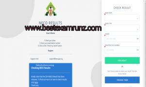 BECE Result Checker 2020/2021 ( How To Check Junoir WAEC Result )