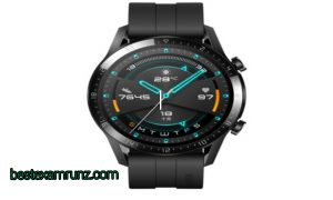 Huawei Watch GT2 1.0.9.38 Firmware Update: New Card Customization Function