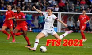 Download First Touch Soccer 2021 Offline (FTS 21) Mod Apk Obb Data + 300mb