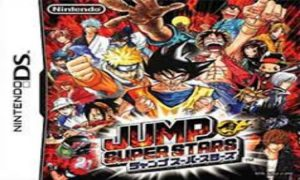 Download Jump Ultimate Stars NDS ROM Emulator Hack For Android & PC (English Patched)