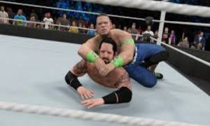 Download WWE 2k15 PPSSPP Iso File Apk ( Highly Compressed ) For Android And Pc