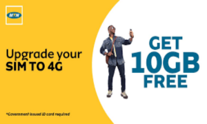 How To Upgrade MTN Sim To 4G LTE & Manually At Home
