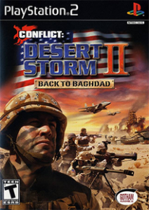 Download Conflict Desert Storm 2 PC Free Game Full Version