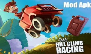 Download Hill Climb Racing 2 MOD APK  In jio phone ( Unlimited Fuel, Money & Coin )