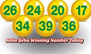 Free Baba Ijebu Winning Numbers For Today ( Get Today's Secret Number & Win Big )
