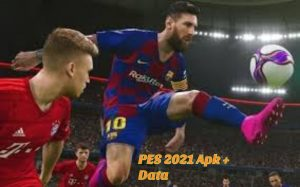 Download eFootball PES 2021 APK + Data OBB Offline For ( Andriod & PC )