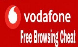 Vodafone Free Internet Trick / Hack Code ( Enjoy Vodafone Free Unlimited Data )