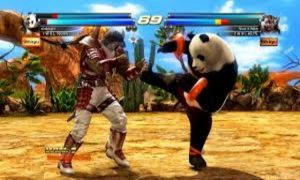Download Tekken Tag Tournament 2 PPSSPP Iso Zip File PSP ( Highly Compressed )
