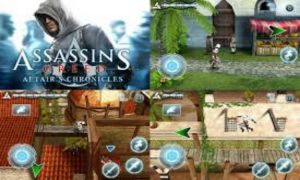 Assassins Creed Altairs Chronicles Apk Game Download 200MB ( For Andriod & PC )