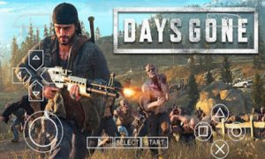 Download Days Gone PPSSPP ISO Zip PSP Android ( Highly Compressed )