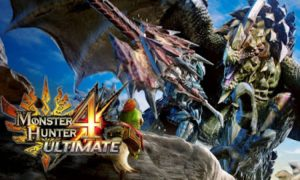 Download Monster Hunter 4 Ultimate 3DS ROM - PPSSPP Citra ( Highly Compressed )