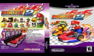 Download Mario Kart Arcade GP GameCube ISO ( Highly Compressed For Andriod & PC )
