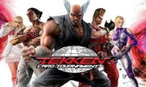 Download Tekken Tag Tournament PPSSPP Iso Zip (USA) Highly Compressed