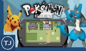 Download Pokemon PPSSPP: Black and White PSP ISO ROM English File ( For Andriod & PC )