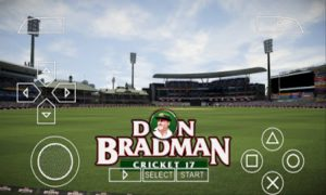 Download Game Don Bradman Cricket 17 PPSSPP ISO Apk For Andriod ( Highly Compressed )