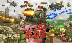 Download Metal Slug Anthology PPSSPP ISO Zip For Andriod & PC ( Highly Compressed )