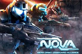N.O.V.A. PPSSPP ISO Zip File Download ( Highly Compressed )