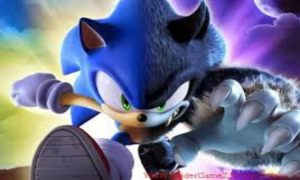 Download Sonic Unleashed PPSSPP ISO PS2 ( Highly Compressed )