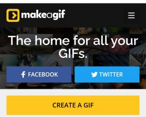 Makeagif.com - Make A GIF From Video, Image & YouTube For Free