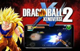 Download - Dragon Ball Z Xenoverse 2 PPSSPP ISO File ( Highly Compressed )