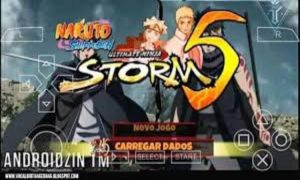 Download Naruto Shippuden: Ultimate Ninja Storm 5 PPSSPP ISO File ( Android & PC )