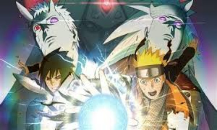 Download Shippuden Naruto Ultimate Ninja Storm 4 PPSSPP ( Highly Compressed )