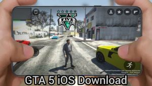 Game GTA 5 iOS Free Download iPhone - No Verification ( Latest Version )