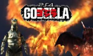 Game Godzilla PS4 Download For PC & Android ( Godzilla PPSSPP )